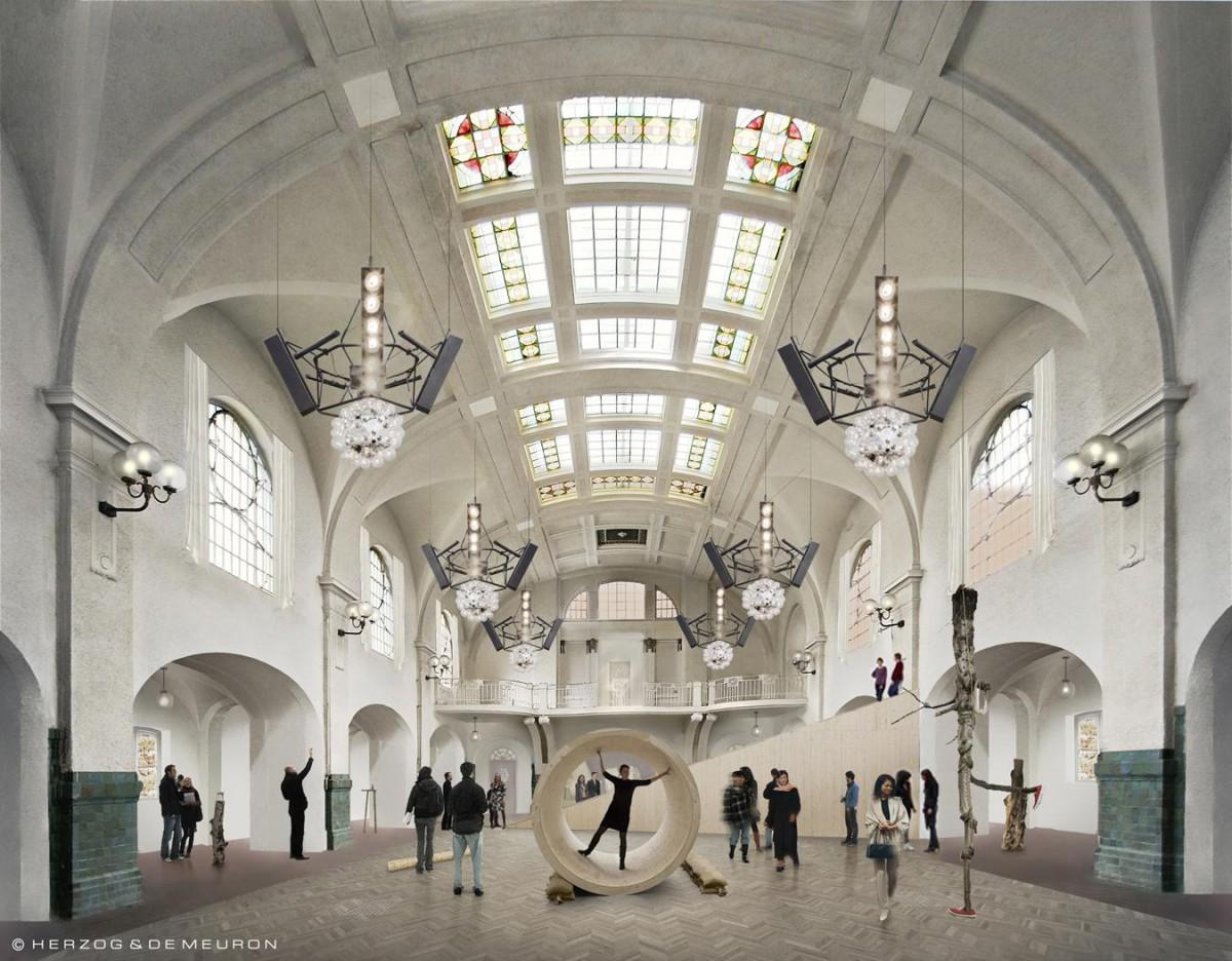 Extension du Musée Unterlinden, Colmar, France