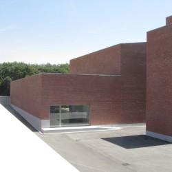 Álvaro Siza . Public Auditorium . Llinars del Vallès (28)