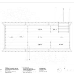 OFIS Architects . Alpine Shelter . Skuta Mountain (31)