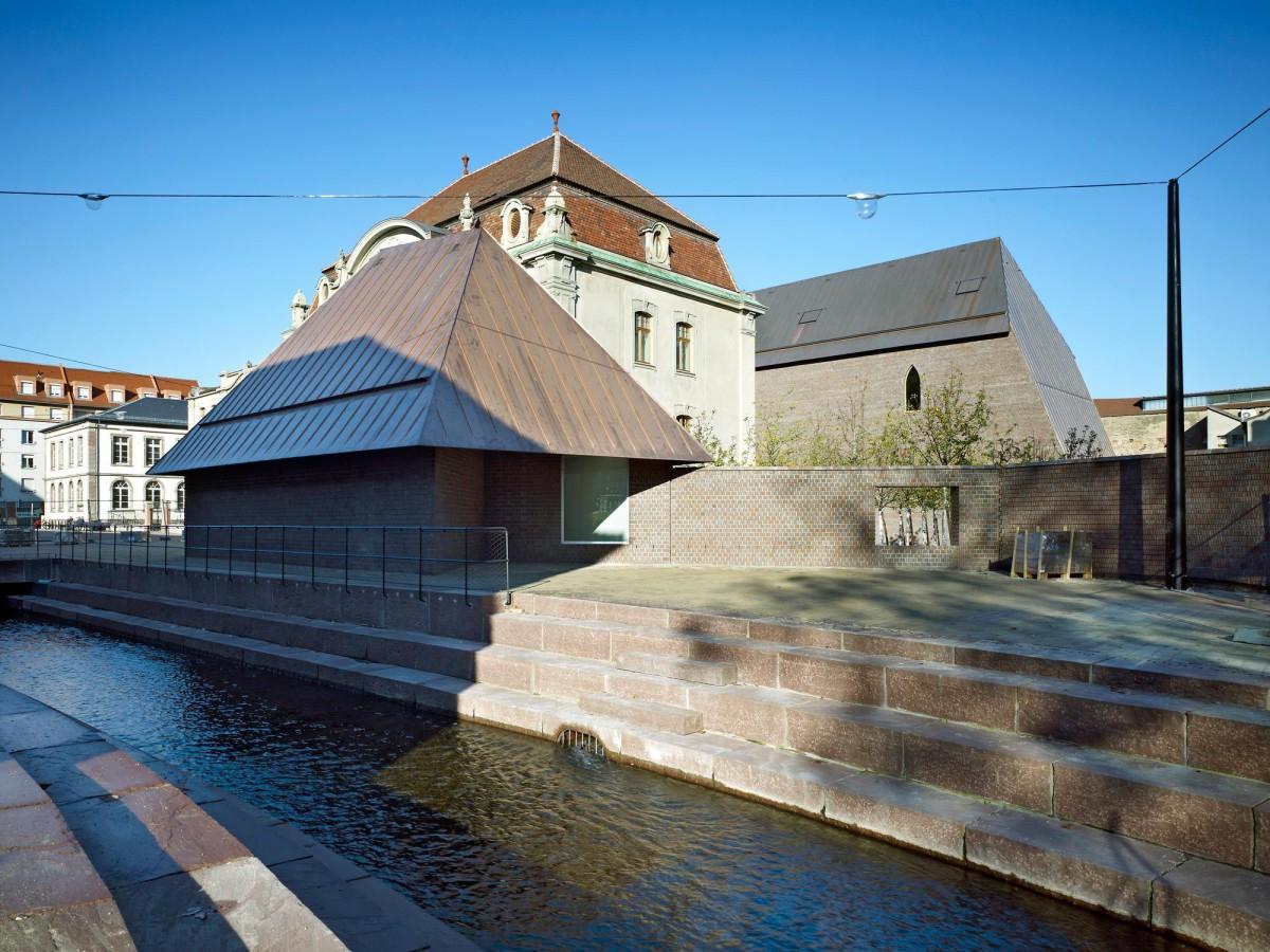 herzog & de meuron . musée unterlinden expansion . colmar (0 1)