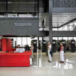 Wiel Arets . University Library . Utrecht  (41)