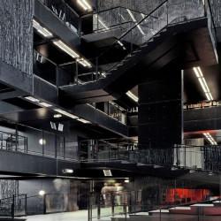 Wiel Arets . University Library . Utrecht  (45)