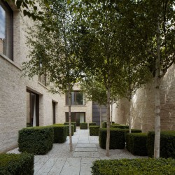 David Chipperfield . Private House Kensington . London (2)
