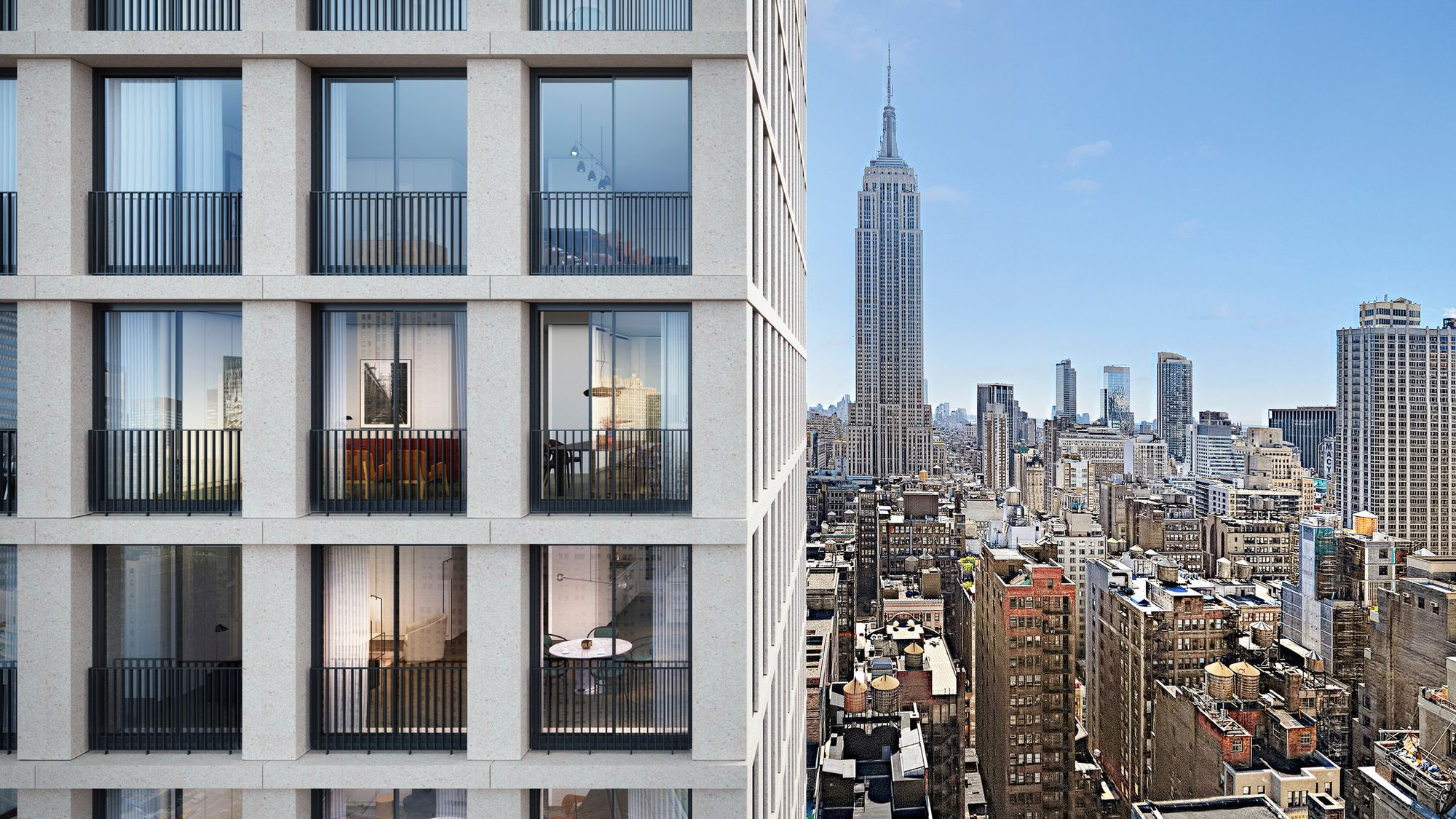 David chipperfield architects a f a s i a for Top residential architects nyc