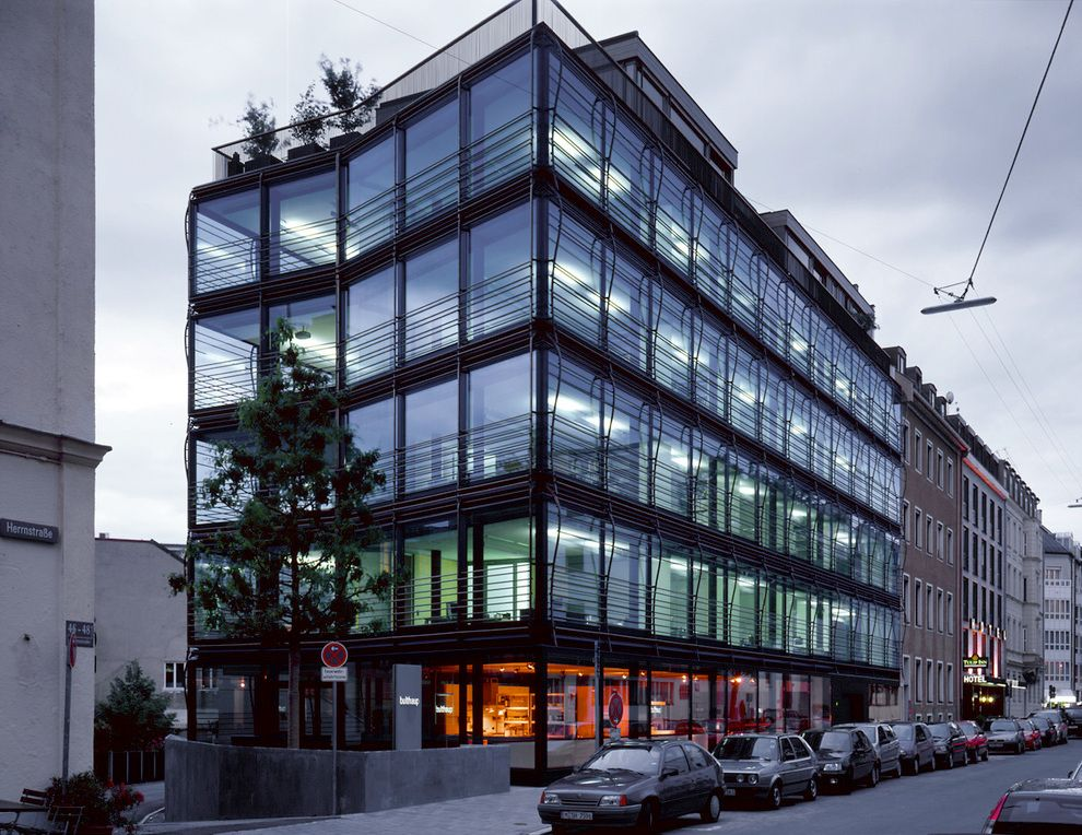 Hotel Helvetia Munchen