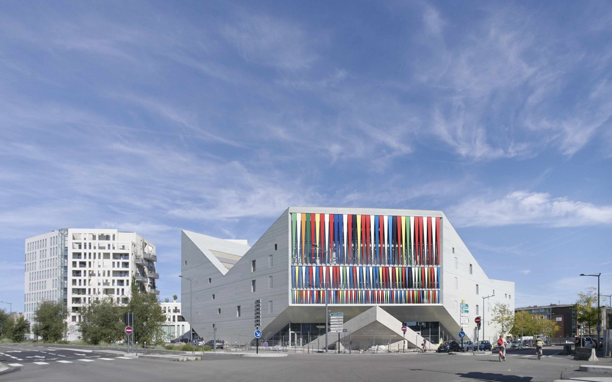 Jds euralille youth hostel lille 1 a f a s i a for O architecture lille