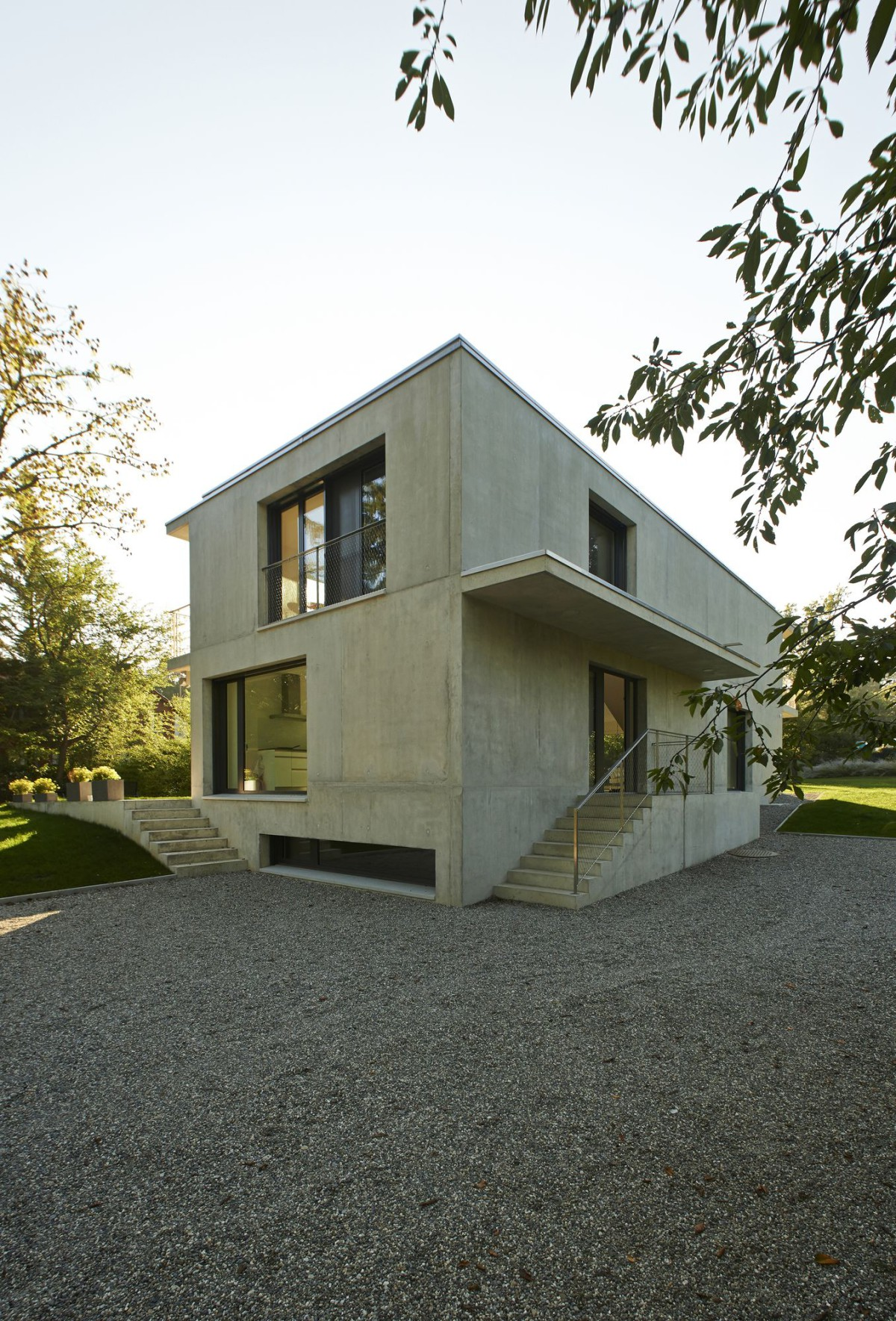 PONT12 . Family house . Genthod (1)