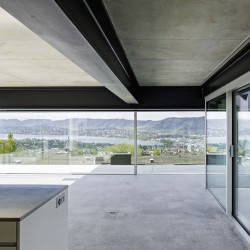 Christian Kerez . House With A Missing Column . Zurich (6)