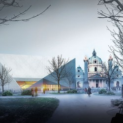 Juri Troy Architects . Karlsplatz Museum extension . Vienna  (2)