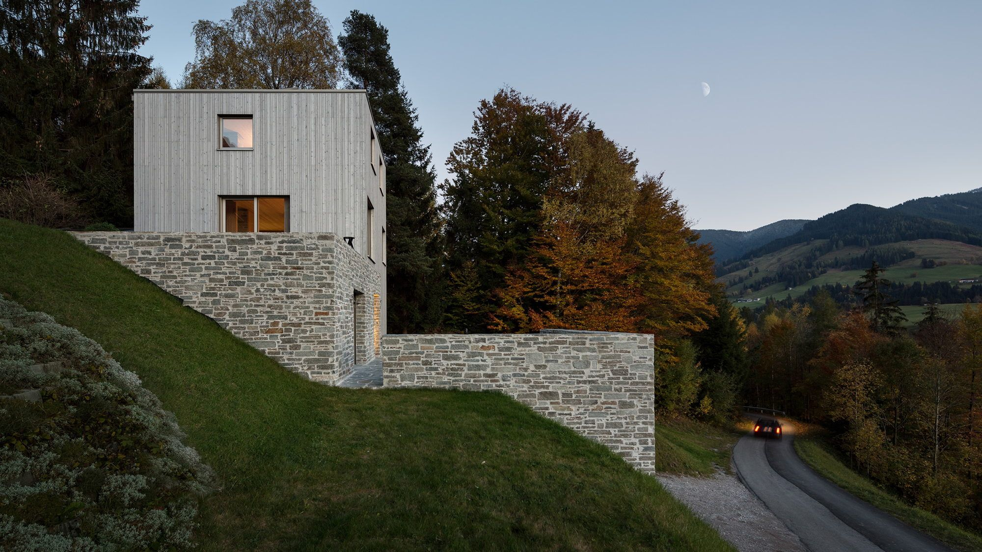 Lp architektur family house leogang 1
