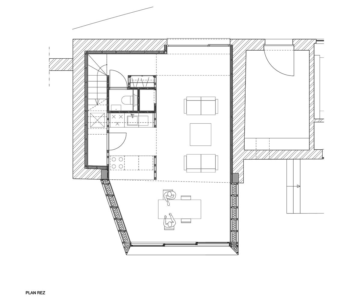 PUZZLE'S . house refurbishment . Lustin (19)
