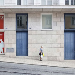 Álvaro Siza . 'Terraços de Bragança' housing complex . Lisbon (5)