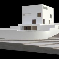 Alberto Campo Baeza . Cala House . Madrid  (17)