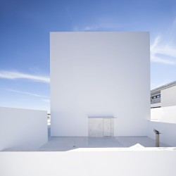 Alberto Campo Baeza . Cala House . Madrid  (2)