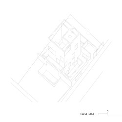 Alberto Campo Baeza . Cala House . Madrid  (28)