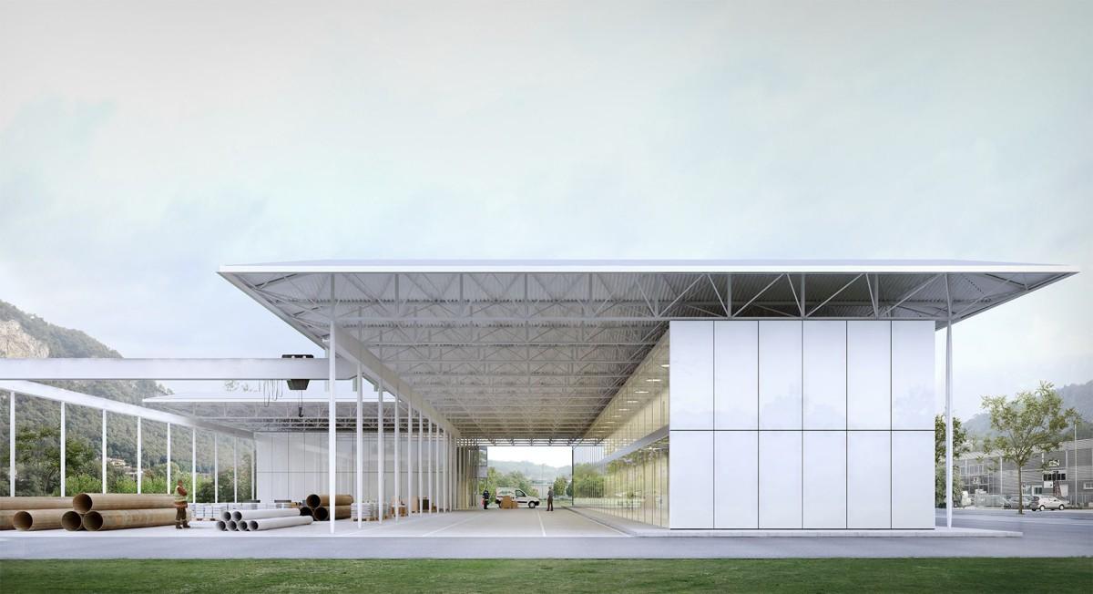 Durisch + Nolli . AIM building . Mendrisio (2)