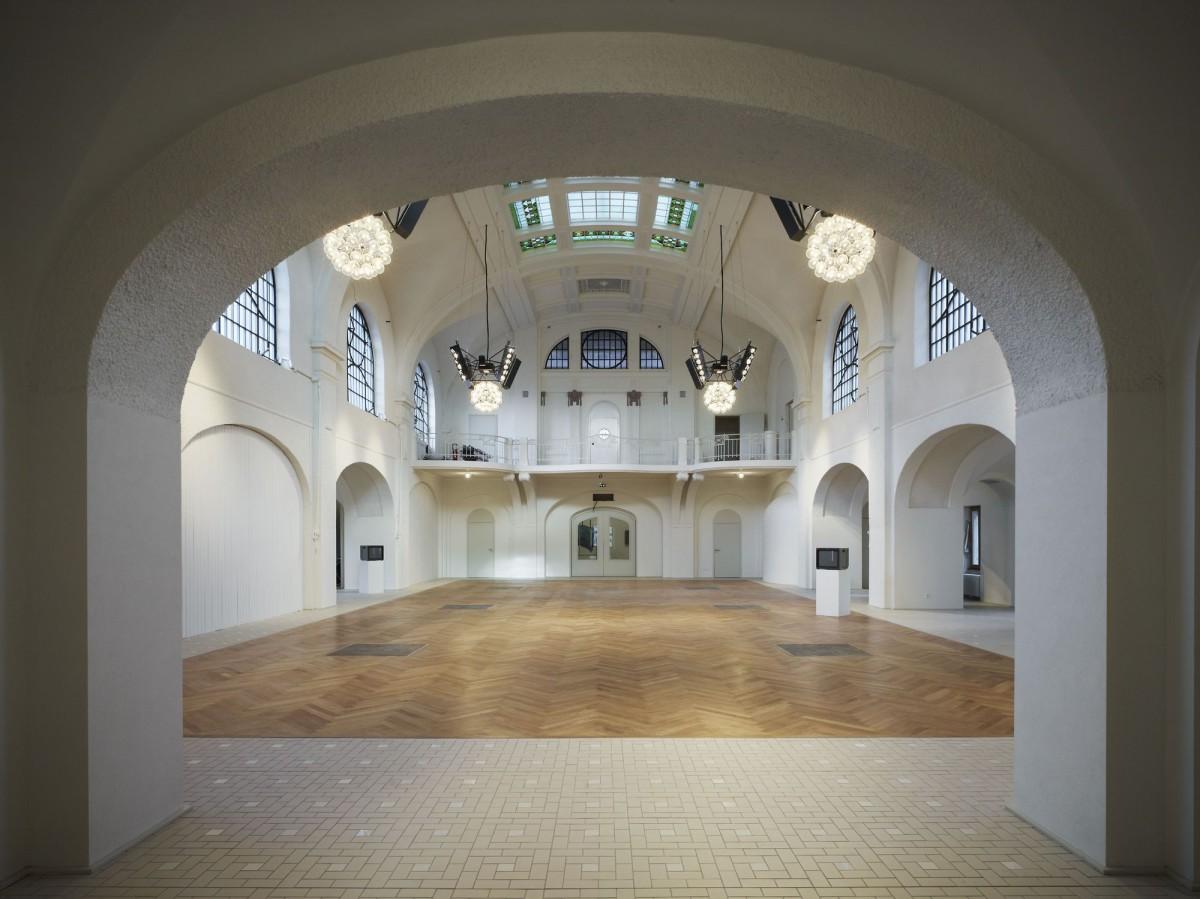 Herzog & de Meuron . Unterlinden Museum expansion . colmar  (10)