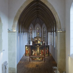 Herzog & de Meuron . Unterlinden Museum expansion . colmar  (16)