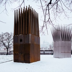 John Hejduk . Jan Palach Memorial . Prague (10)