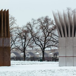 John Hejduk . Jan Palach Memorial . Prague (4)