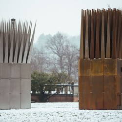 John Hejduk . Jan Palach Memorial . Prague (5)