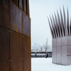 John Hejduk . Jan Palach Memorial . Prague (9)