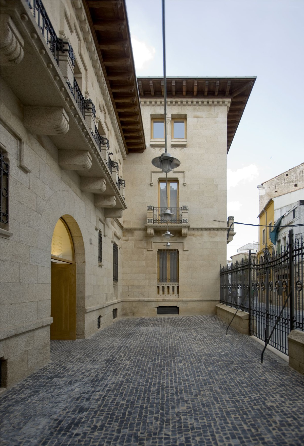 Mansilla + Tuñón . fundación Helga de Alvear . Cáceres (1)