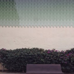 García Clariana . Intervención en el muro del cementerio . El Grao (4)