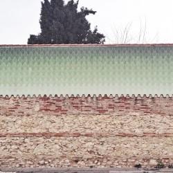 García Clariana . Intervención en el muro del cementerio . El Grao (8)