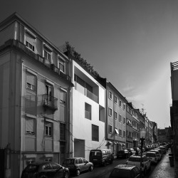 Aires Mateus . House in Ajuda . Lisbon (2)