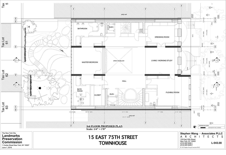 Good Herzog u de Meuron East th Street townhouse transformation New York
