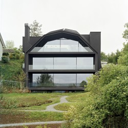 Kerez . Jans . House with a Lakeview . THALWIL (2)