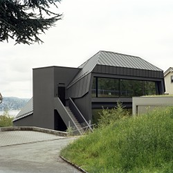 Kerez . Jans . House with a Lakeview . THALWIL (3)