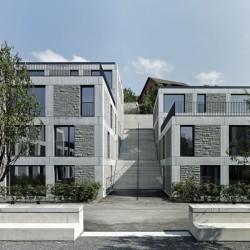 Max Dudler . Areal Giessen urban island . Meilen  (11)
