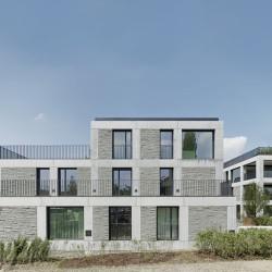 Max Dudler . Areal Giessen urban island . Meilen  (12)