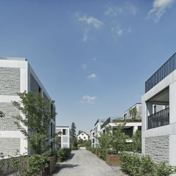 Max Dudler . Areal Giessen urban island . Meilen  (9)