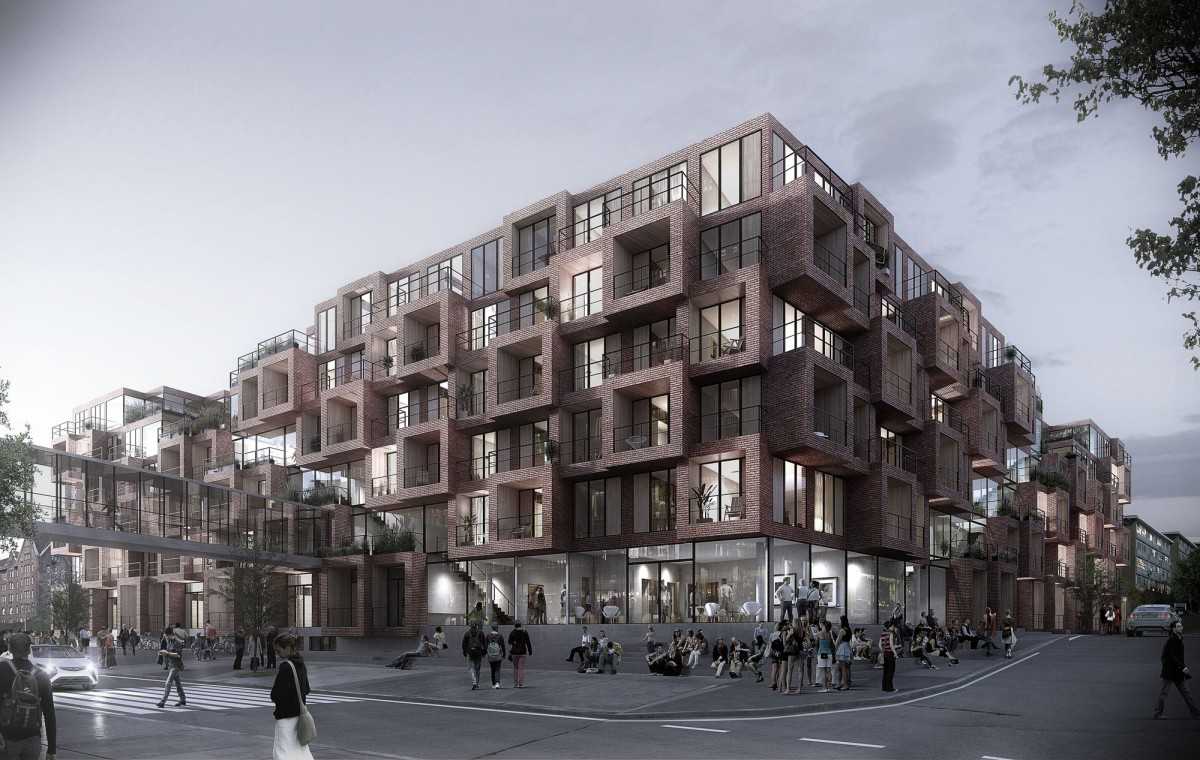 WE-Architecture . Creo . Student Housing . Sønderborg (1)
