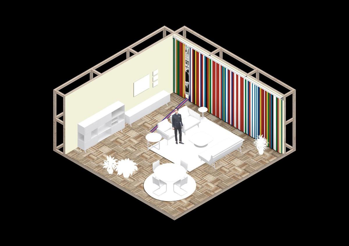 OMA . The Pan-European Living Room (3)