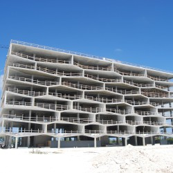 BIG .  Honeycomb  Albany Marina Residences Building 1 . Bahamas (1)