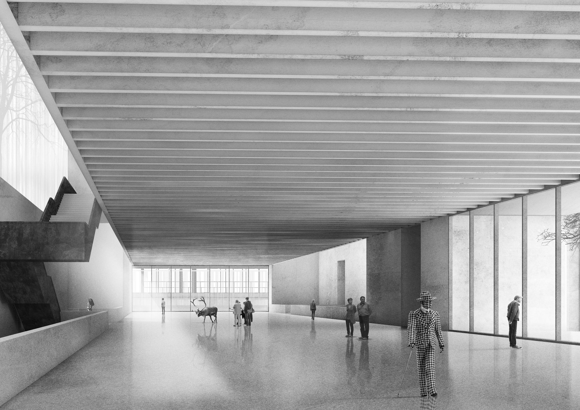 20Th Century Architects david chipperfield | a f a s i a