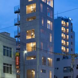 Hiroyuki Ito . Tatsumi Apartment House . Tokyo (3)