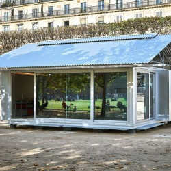 Jean Nouvel . SIMPLE  PREFAB HOUSE (5)