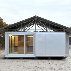 Jean Nouvel . SIMPLE  PREFAB HOUSE (8)