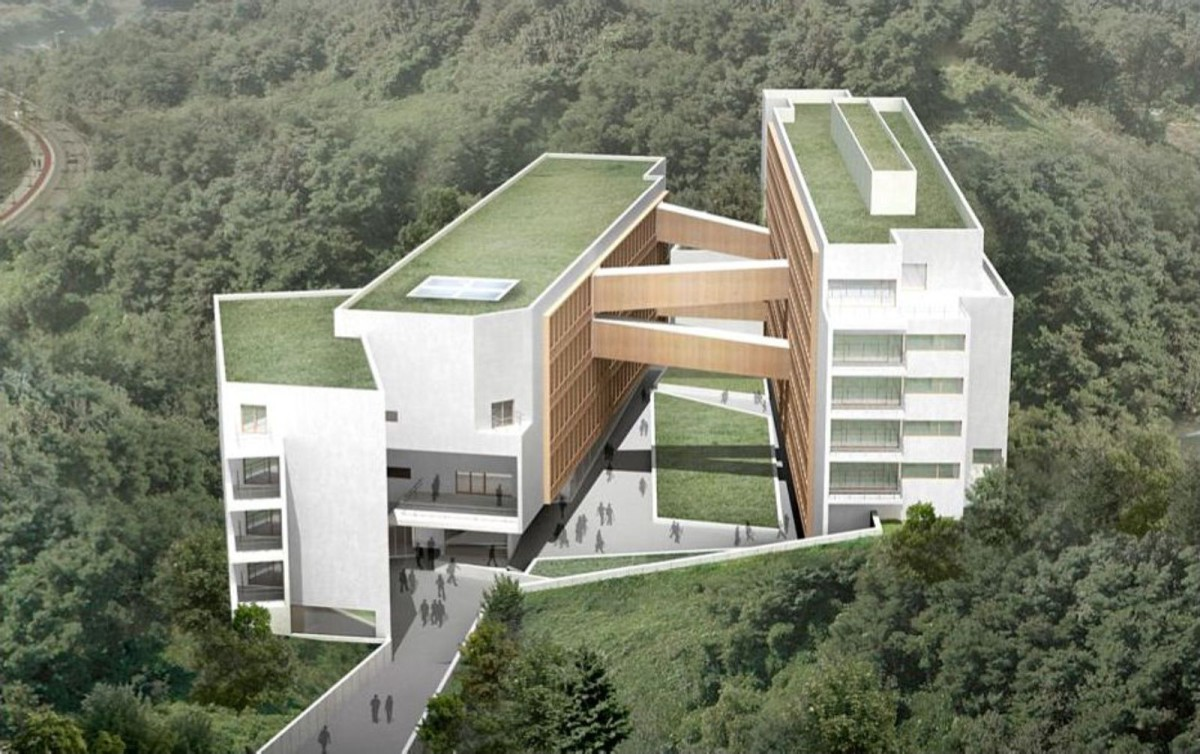 Siza . Castanheira . Kyu . Yonsei School Of Business . Seoul (1)