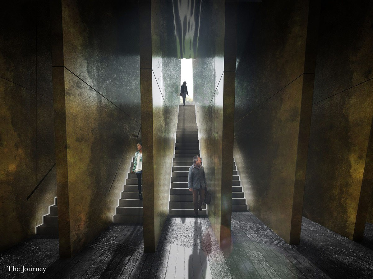 Adjaye . Holocaust Memorial . London  (3)