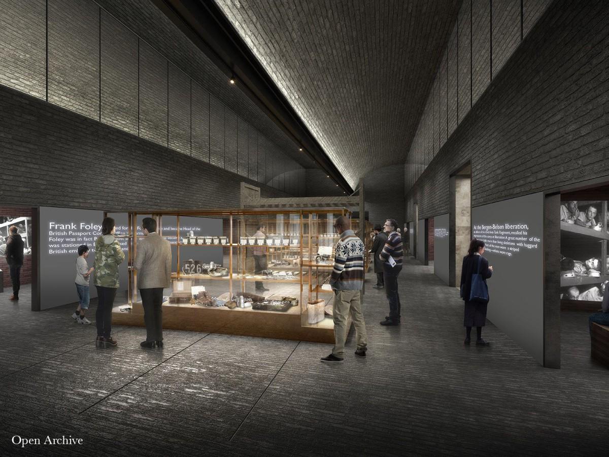 Adjaye . Holocaust Memorial . London  (5)