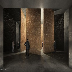 Adjaye . Holocaust Memorial . London  (6)