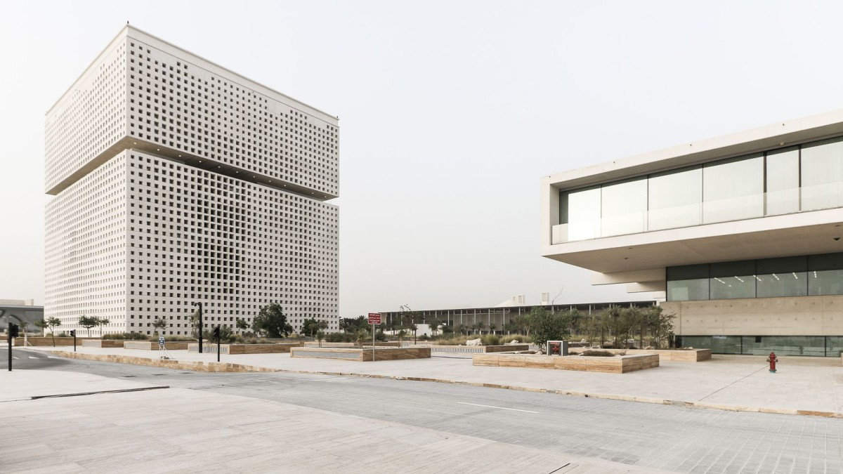 OMA . Qatar Foundation Headquarters . Doha (1)