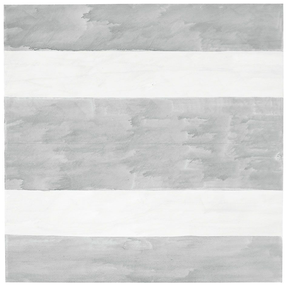01 Agnes Martin . Untitled . 2004