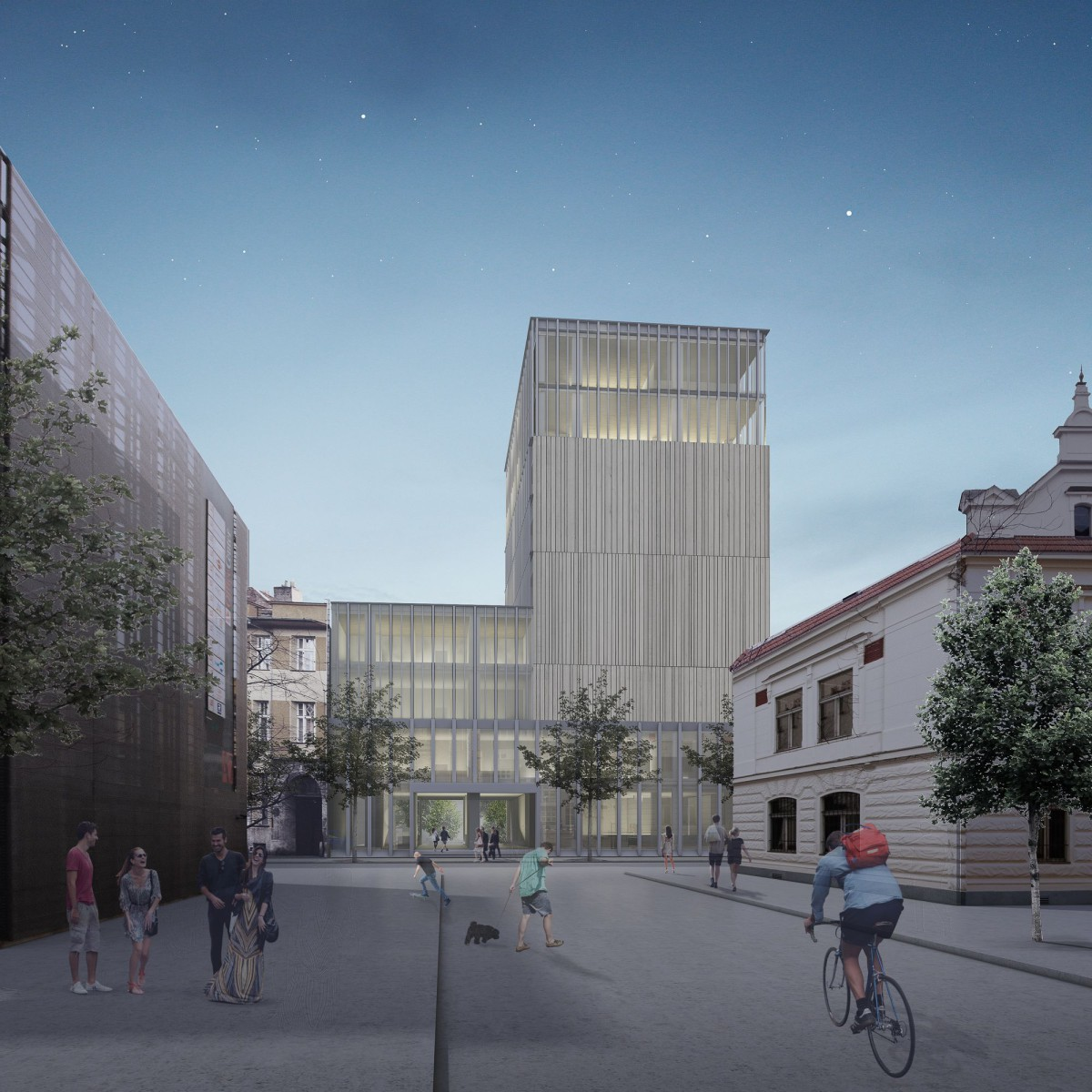 multiPlan . new Town hall . Prague (2)
